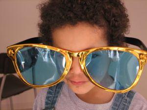 Зрение ребенка нужно беречь с рождения